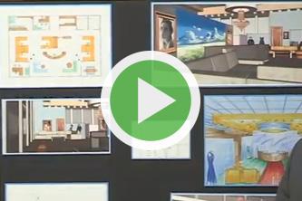 Highline College Interior Design Video