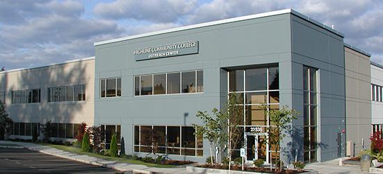 Highline College Outreach Center Building 99