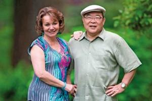 Junkie and Linda Yoshida