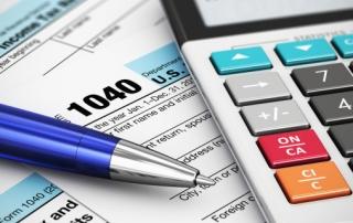 U.S. Tax Form 1040