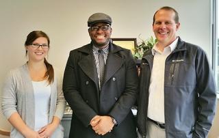 Xavier Henderson MacKay Sposito Scholarship Recipient