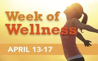 Highline College Week of Wellness