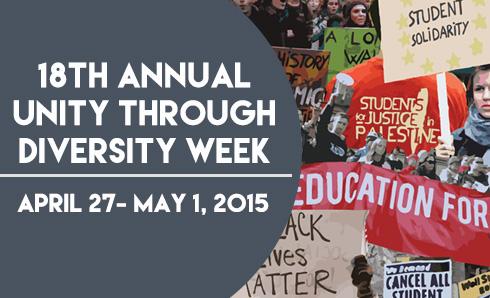 Unity Through Diversity Week