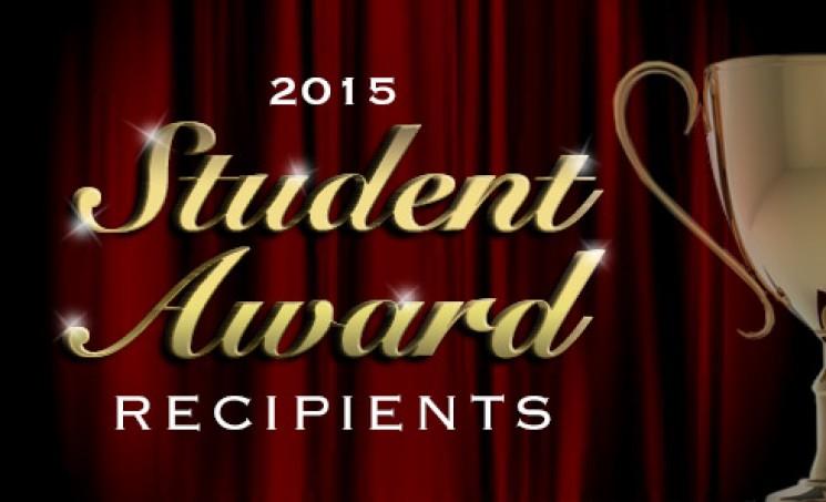 2015 Highline College Student Awards Ceremony image
