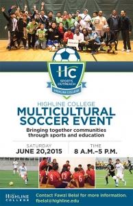Multicultural Soccer Event