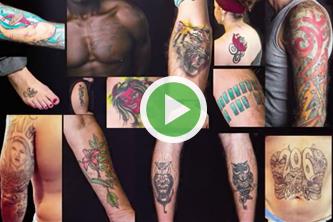 Highline College Tattoo Stories Exhibition Video