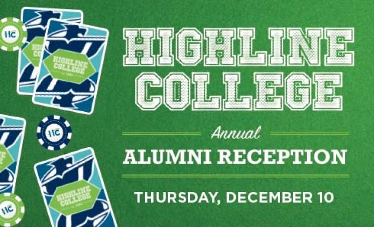 Highline Alumni Relations Casino Night 2015
