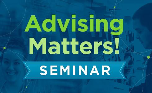 Advising Matters Seminar Highline College