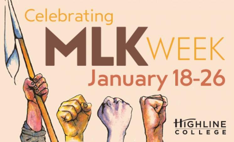 Rev. Dr. Martin Luther King Jr Week Poster 2016
