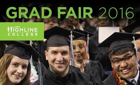 Highline College Grad Fair 2016