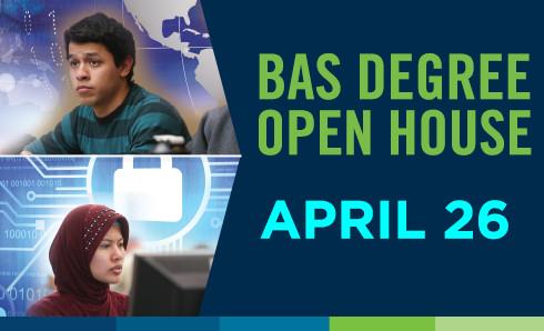Highline College BAS Open House April 26 2016