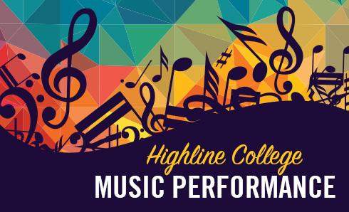 Highline College Music Performance