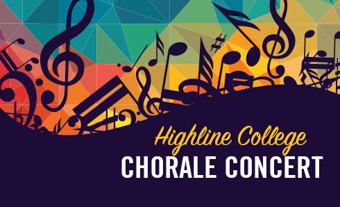 Highline College Chorale Concert