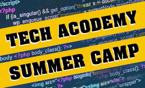 Tech Acodemy Summer Camp