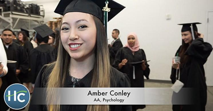 Highline College Graduate Recognition