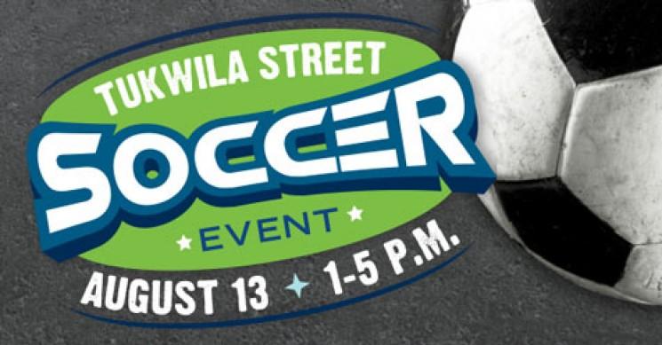 Tukwila Street Soccer Event