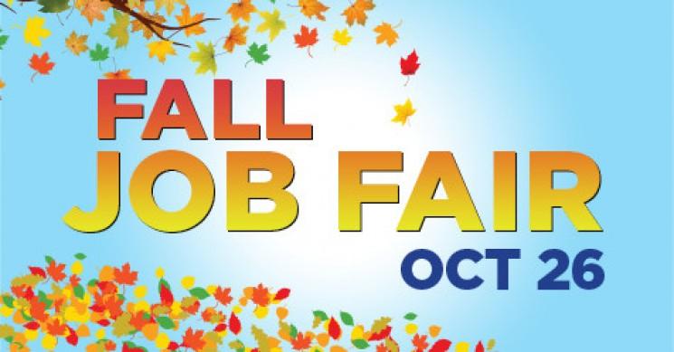 Highline College Fall Job Fair 2016