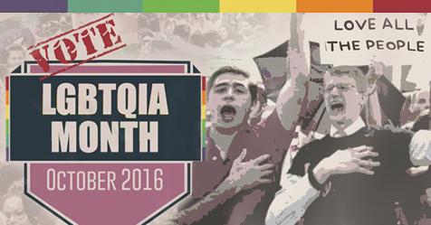 Highline College LGBTQIA Month 2016