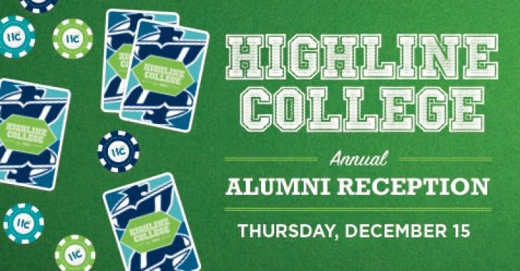 Highline Alumni Relations Casino Night 2016