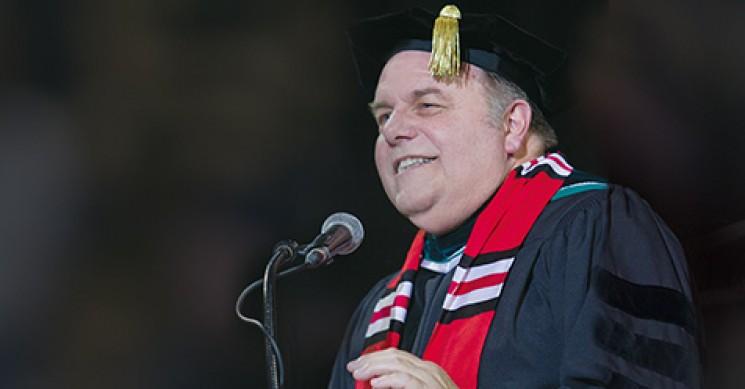 Highline College President Jack Bermingham
