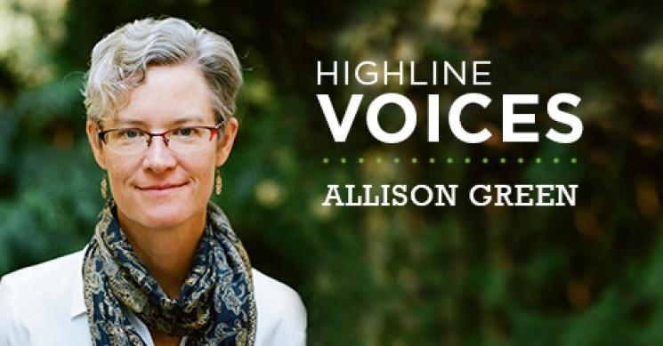 Highline Voices Allison Green