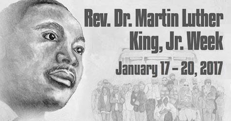Martin Luther King Jr. Week