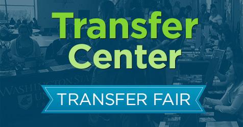Transfer Center college transfer fair image
