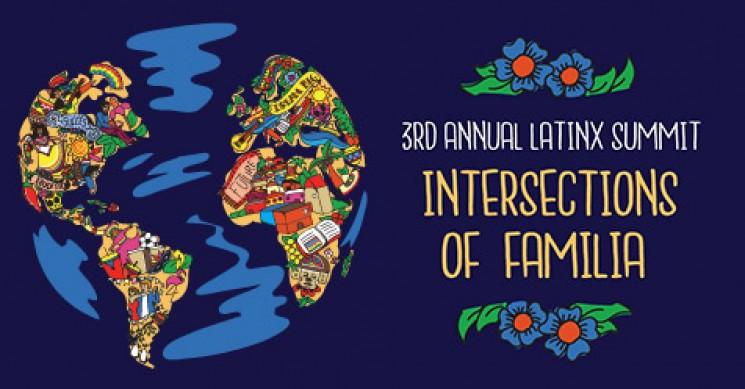 3rd Annual Latinx Summit Poster