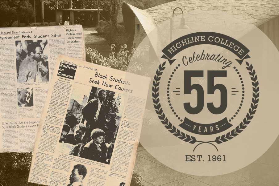 Highline College 1968