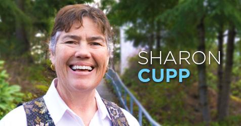Highline College Director of Development Sharon Cupp