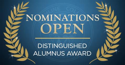 Highline College Distinguished Alumnus Nomiation 2017