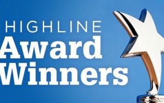 Highline Award Winners 2017