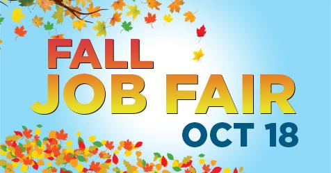 Highline College Fall Job Fair 2017