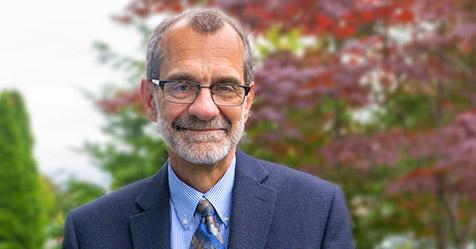 Highline College Interim President Dr. Jeff Wagnitz