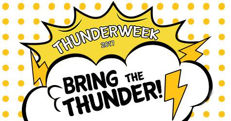 Thunderweek 2017