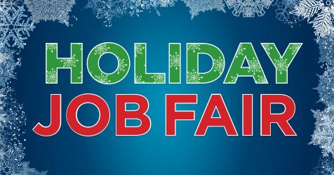 Highline College Holiday Job Fair