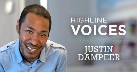 Justin Dampeer, Highline College