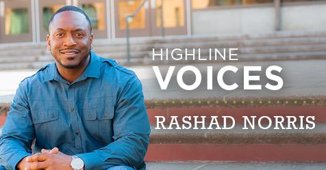 Rashad Norris, Highline College