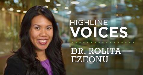 Dr. Rolita Ezeonu - Highline College