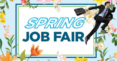 Highline College Spring Job Fair