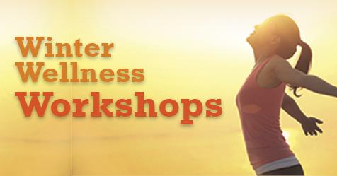 Highline College Winter Wellness Workshops