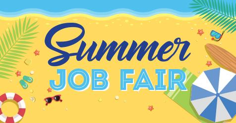 Highline College Summer Job Fair