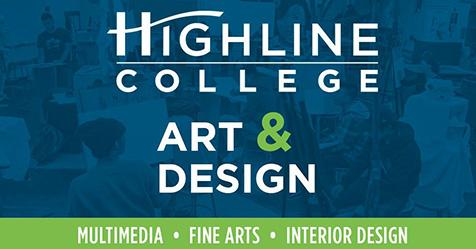 Highline College Art & Design Program