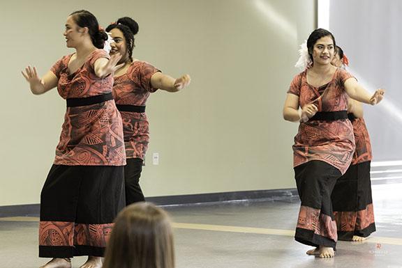 Pacific Islander Club performance