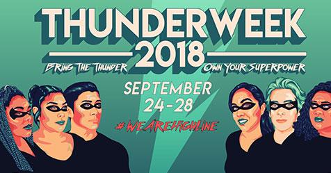 Thunderweek 2018