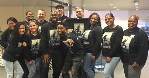 Black and Brown Sunnit Team Members