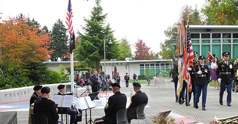 Veterans Day Presentation