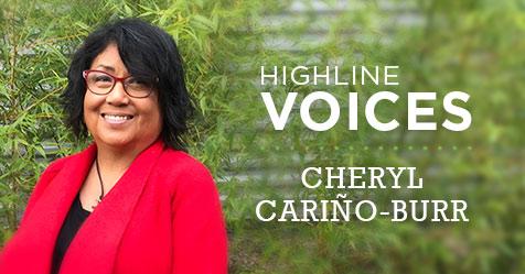 Photo of Cheryl Carino-Burr