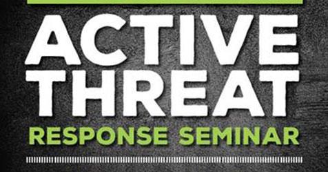 active threat response seminar highline college. Black Bedroom Furniture Sets. Home Design Ideas