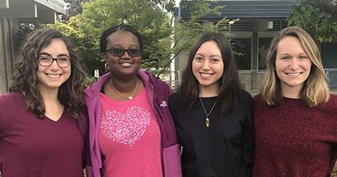 Benefits Hub staff members - June 2019